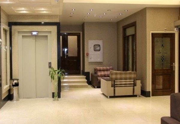 هتل آپارتمان ستارگان