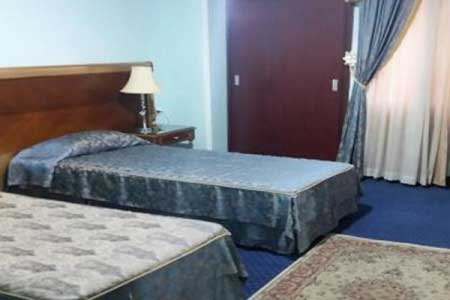هتل آزادگان